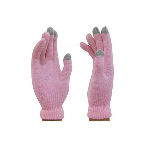 Перчатки iLoungeMax iGlove для сенсорных экранов iPhone, iPad, iPod Светло-розовые