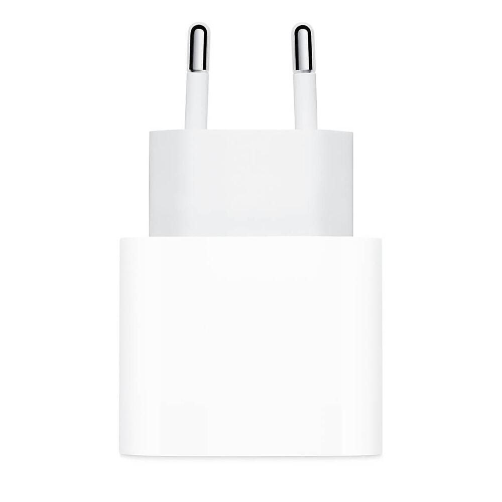 Сетевое зарядное устройство iLoungeMax USB-C Power Adapter 18W для iPhone   iPad (EU) OEM