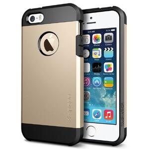 Чехол SGP Tough Armor Champagne Gold для iPhone 5/5S