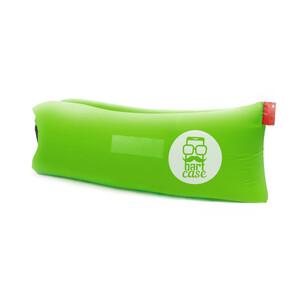 Купить Надувной шезлонг (ламзак) BartCase Зеленый (без кармана)