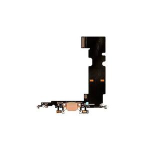 Купить Шлейф c разъемом зарядки (Gold) для iPhone 8 Plus