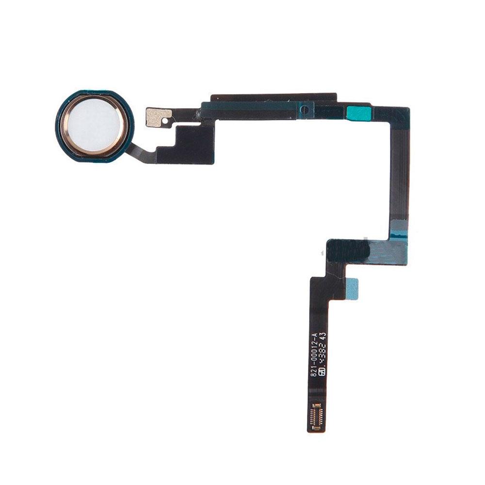 Купить Шлейф кнопки Home (Gold) для iPad mini 3