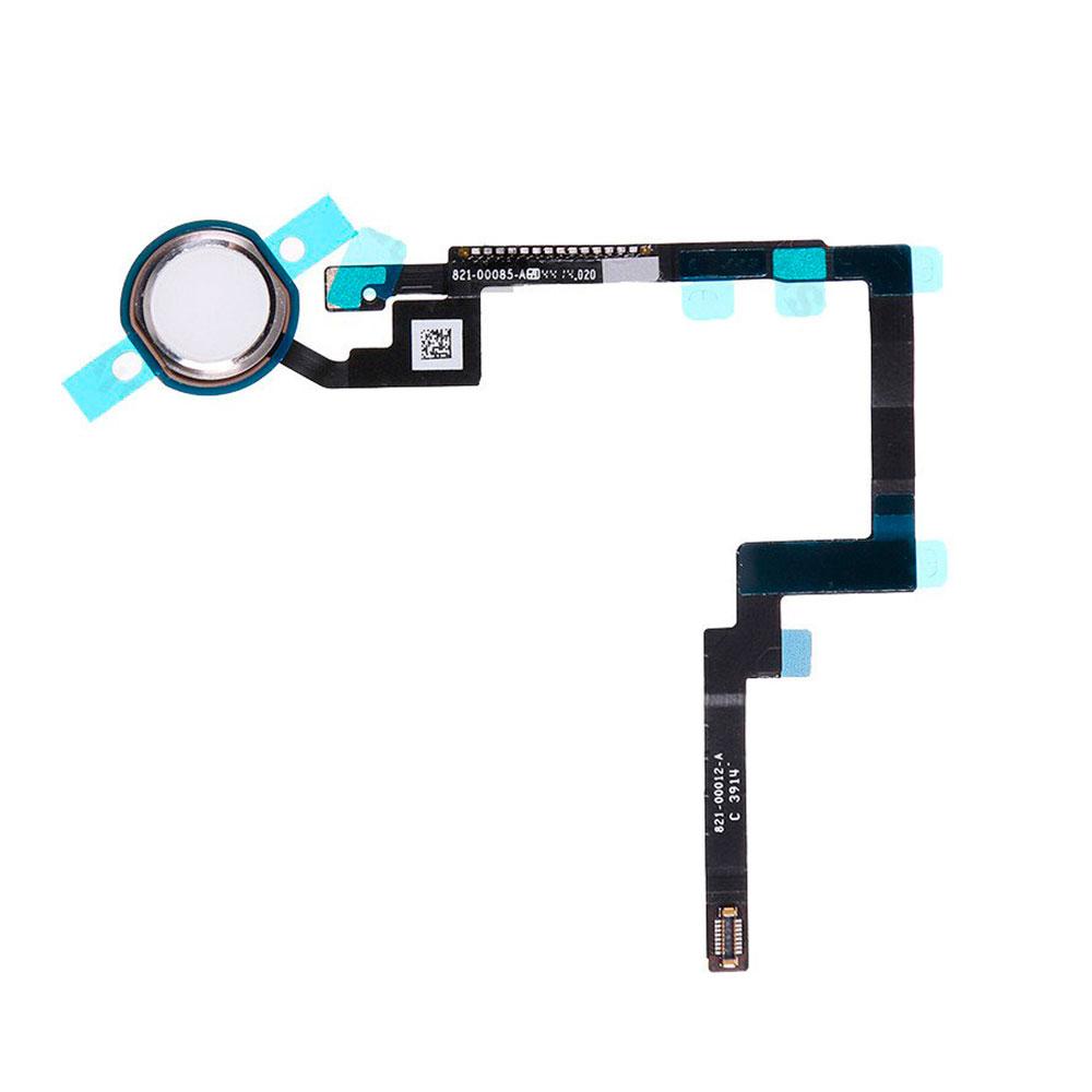 Купить Шлейф кнопки Home (Silver) для iPad mini 3