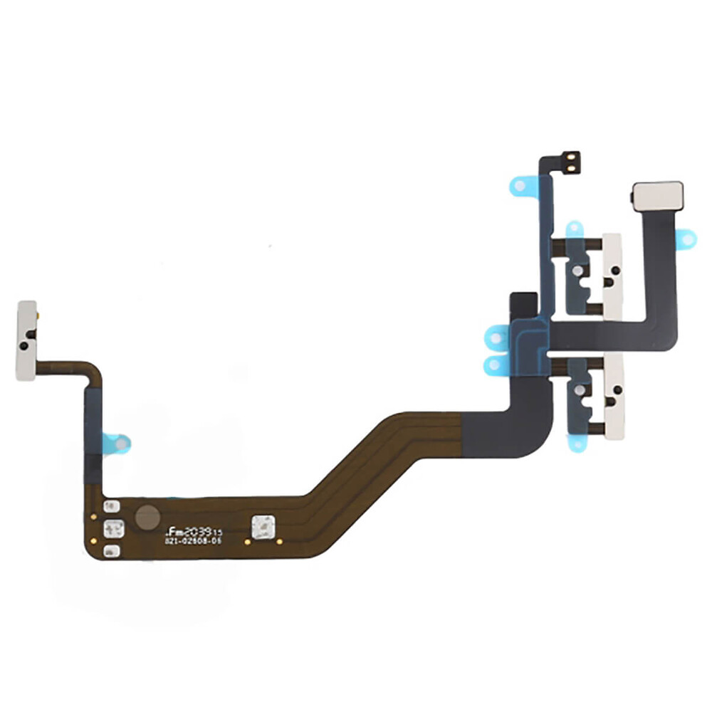Купить Шлейф кнопки включения (Power) для iPhone 12 Pro Max