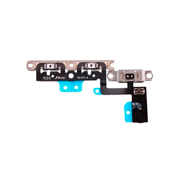 Шлейф кнопок громкости с катушкой беспроводной зарядки для iPhone 11 Pro Max