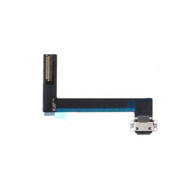 Шлейф с разъемом зарядки и синхронизации (Black) для iPad Air 2