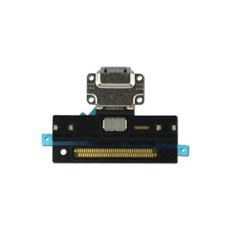 Купить Шлейф с разъемом зарядки и синхронизации (Space Gray) для iPad Air 3