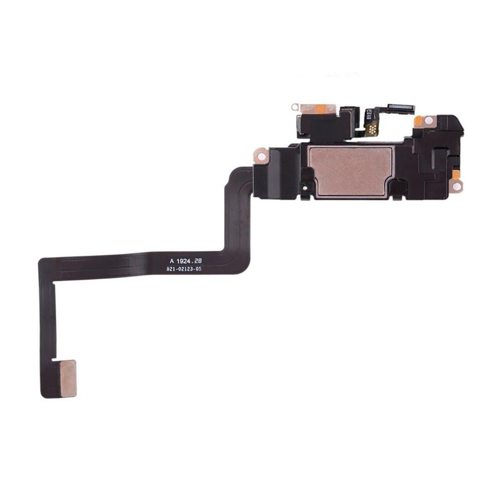 Шлейф с верхним динамиком, датчиком приближения и микрофоном для iPhone 11