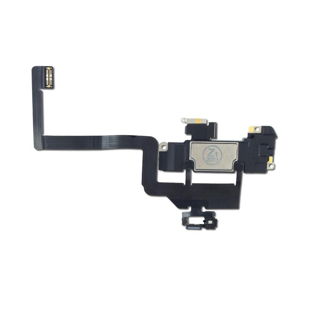 Купить Шлейф с верхним динамиком и датчиком приближения для iPhone 12 Pro Max