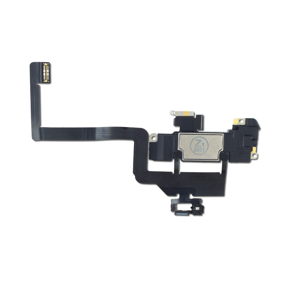 Купить Шлейф с верхним динамиком и датчиком приближения для iPhone 12