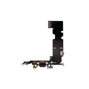 Купить Шлейф c разъемом зарядки (Black) для iPhone 8 Plus