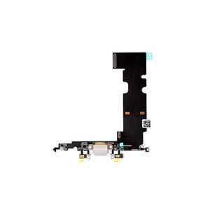 Купить Шлейф c разъемом зарядки (White) для iPhone 8 Plus