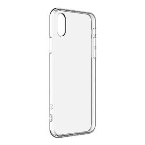 Купить Тонкий прозрачный TPU чехол oneLounge SilicolDots для iPhone XS Max