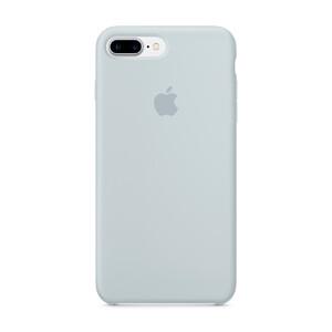 Купить Силиконовый чехол oneLounge Silicone Case Mist Blue для iPhone 7 Plus/8 Plus OEM