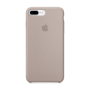 Купить Силиконовый чехол oneLounge Silicone Case Pebble для iPhone 7 Plus/8 Plus OEM (MQ0P2)