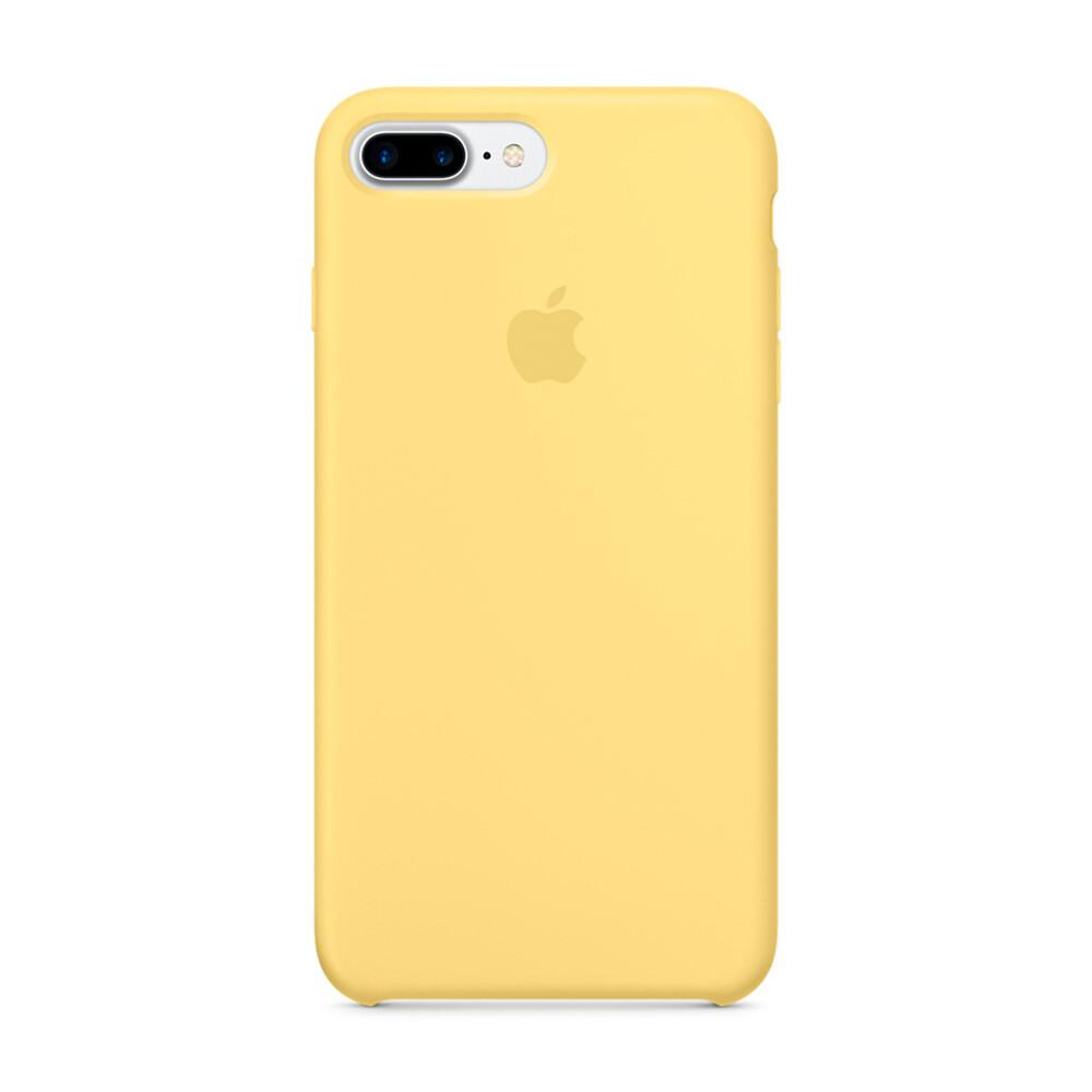 Силиконовый чехол iLoungeMax Silicone Case Pollen для iPhone 7 Plus | 8 Plus OEM (MQ5E2)