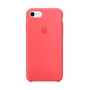 Купить Силиконовый чехол Silicone Case OEM Camellia для iPhone 8/7