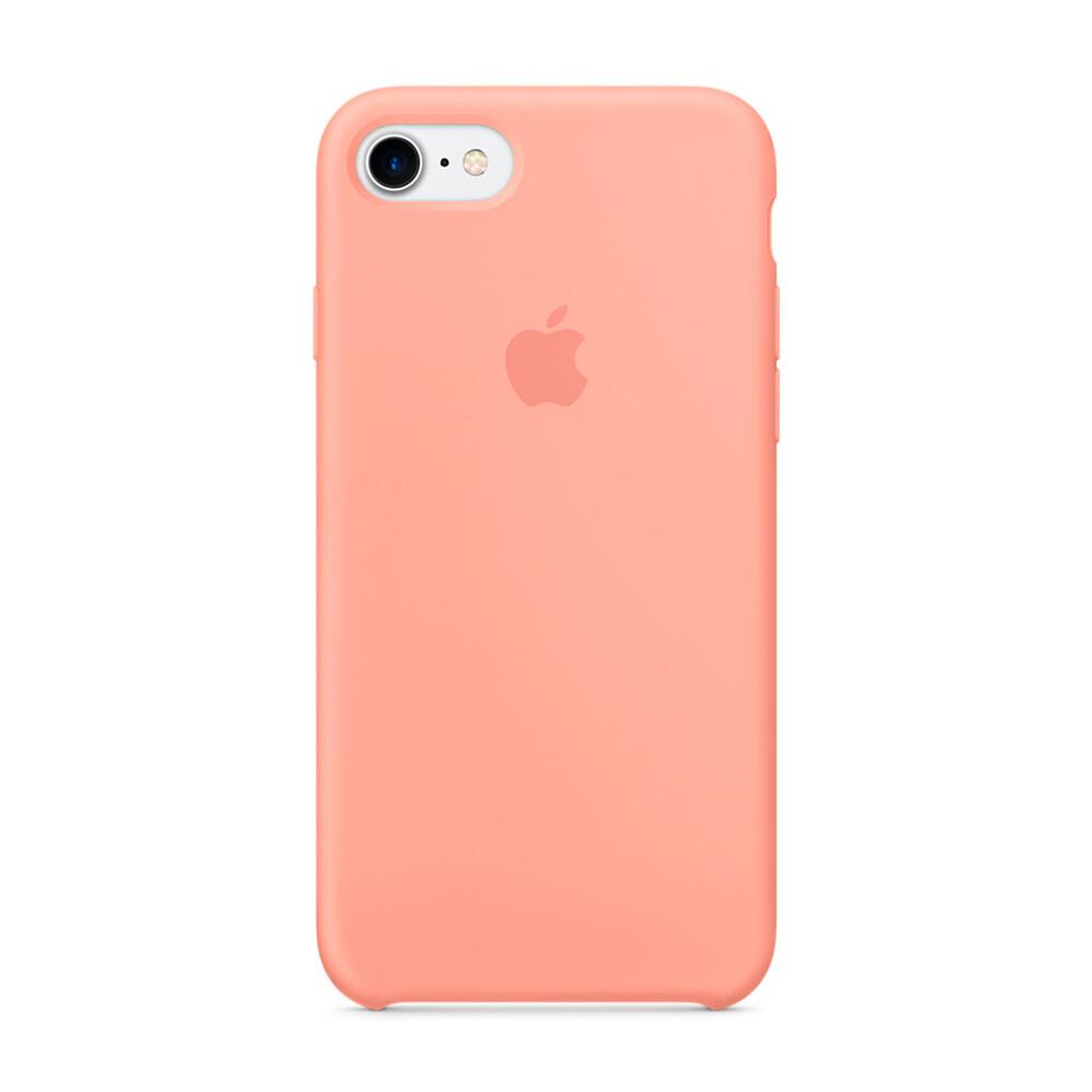 Силиконовый чехол iLoungeMax Silicone Case Flamingo для iPhone 7 | 8 | SE 2020 OEM (MRR52)