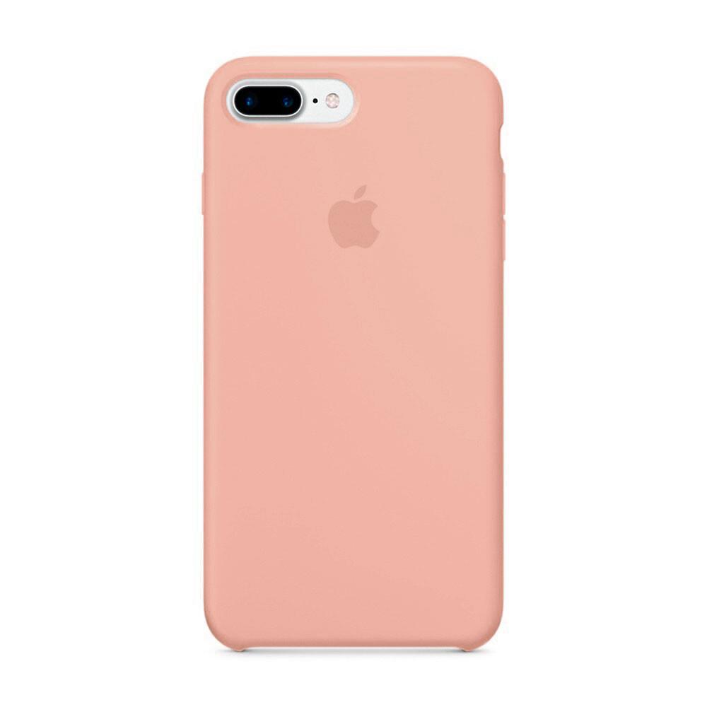 Силиконовый чехол iLoungeMax Silicone Case Rose для iPhone 7 Plus | 8 Plus OEM