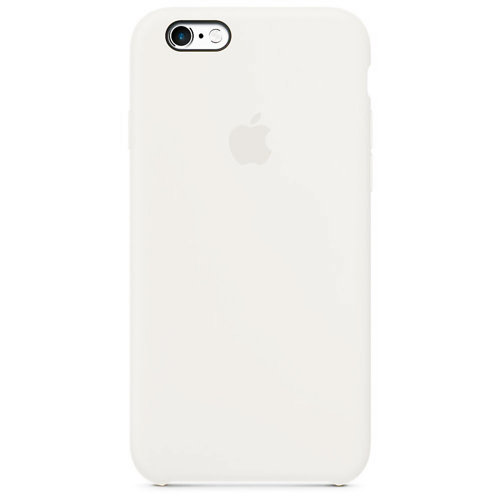 Силиконовый чехол oneLounge Silicone Case Antique White для iPhone 6 | 6s OEM