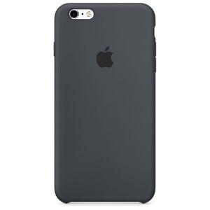 Купить Силиконовый чехол oneLounge Silicone Case Charcoal Gray для iPhone 6/6s (Лучшая копия)