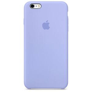 Купить Силиконовый чехол oneLounge Silicone Case Lilac для iPhone 6 Plus/6s Plus (Лучшая копия)