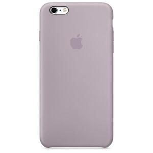 Купить Силиконовый чехол oneLounge Silicone Case Lavender для iPhone 6 Plus/6s Plus (Лучшая копия)