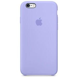 Купить Силиконовый чехол oneLounge Silicone Case Lilac для iPhone 6/6s (Лучшая копия)