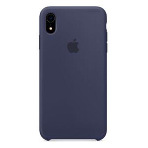 Купить Силиконовый чехол oneLounge Silicone Case Midnight Blue для iPhone XR OEM