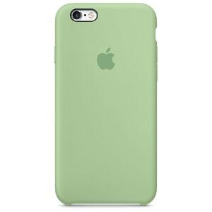 Купить Силиконовый чехол Silicone Case OEM Mint для iPhone 6/6s
