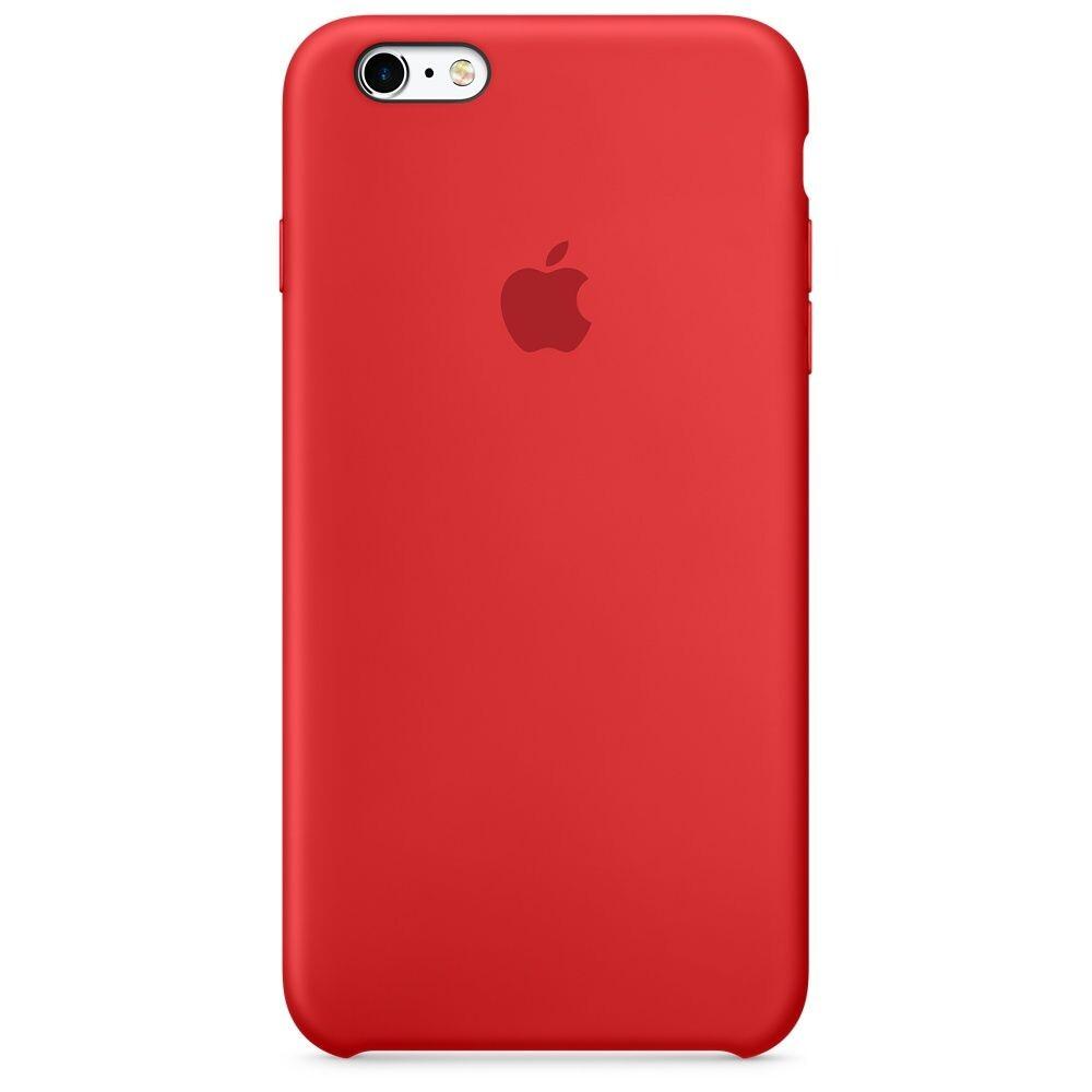 Силиконовый чехол iLoungeMax Silicone Case (PRODUCT) RED для iPhone 6 | 6s OEM