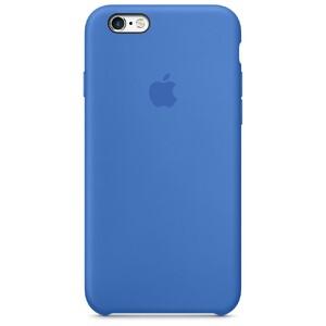 Купить Силиконовый чехол oneLounge Silicone Case Royal Blue для iPhone 6/6s (Лучшая копия)