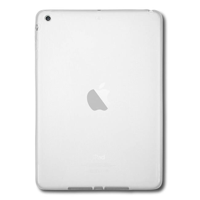 Прозрачный силиконовый чехол ClearGel для iPad Air