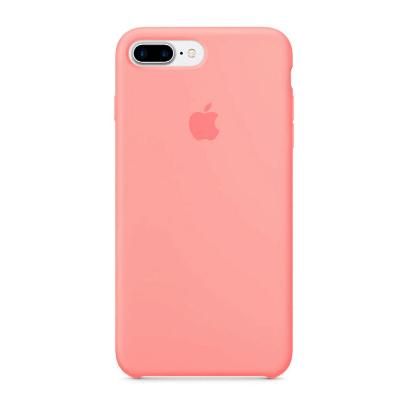 Силиконовый чехол oneLounge Silicone Case Flamingo для iPhone 7 Plus   8 Plus OEM (MQ5D2)