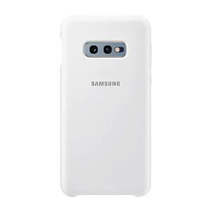 Купить Силиконовый чехол oneLounge Silicone Cover White для Samsung Galaxy S10e
