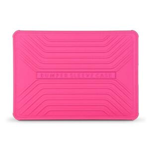 """Купить Силиконовый чехол WIWU GearMax Voyage Sleeve Pink для MacBook Pro 15"""" (2016/2017/2018)"""