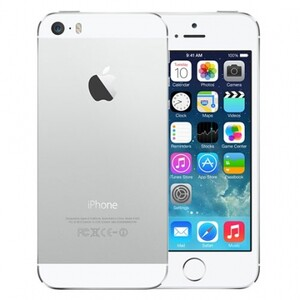 Купить Apple iPhone 5S Silver Refurbished