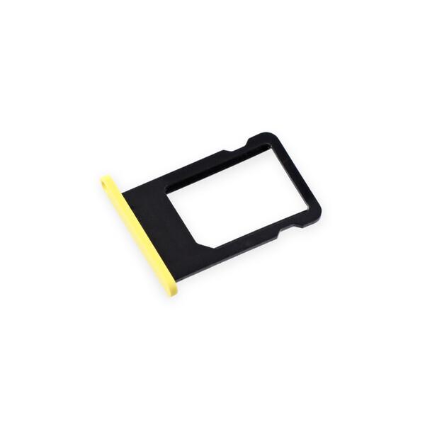 Лоток SIM-карты (Yellow) для iPhone 5C