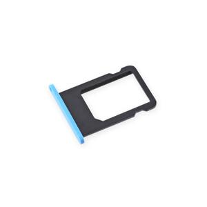 Купить Лоток SIM-карты (Blue) для iPhone 5C