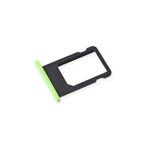 Купить Зеленый лоток SIM-карты для iPhone 5C