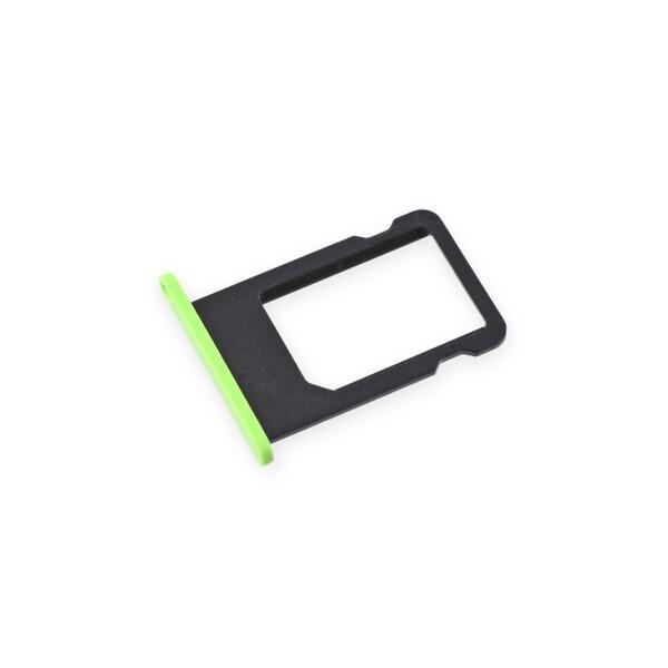 Лоток SIM-карты (Green) для iPhone 5C