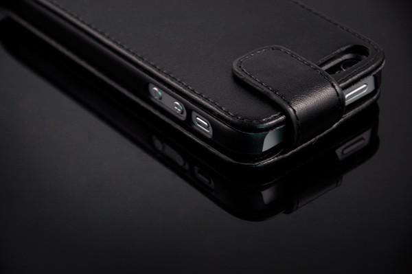 Флип-чехол SimpleFlip для iPhone 5/5S/SE