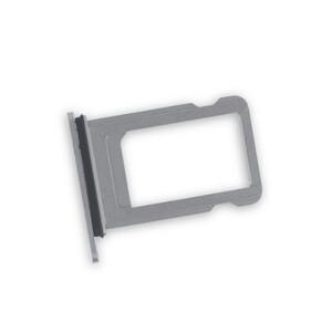 Купить Лоток SIM-карты (Silver) для iPhone XS