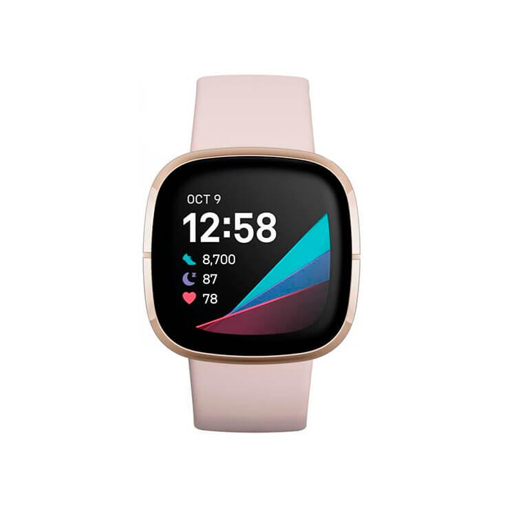 Купить Смарт-часы Fitbit Sense Health & Fitness White