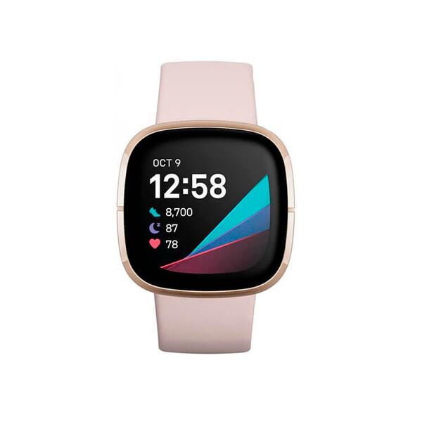Смарт-часы Fitbit Sense Health & Fitness White