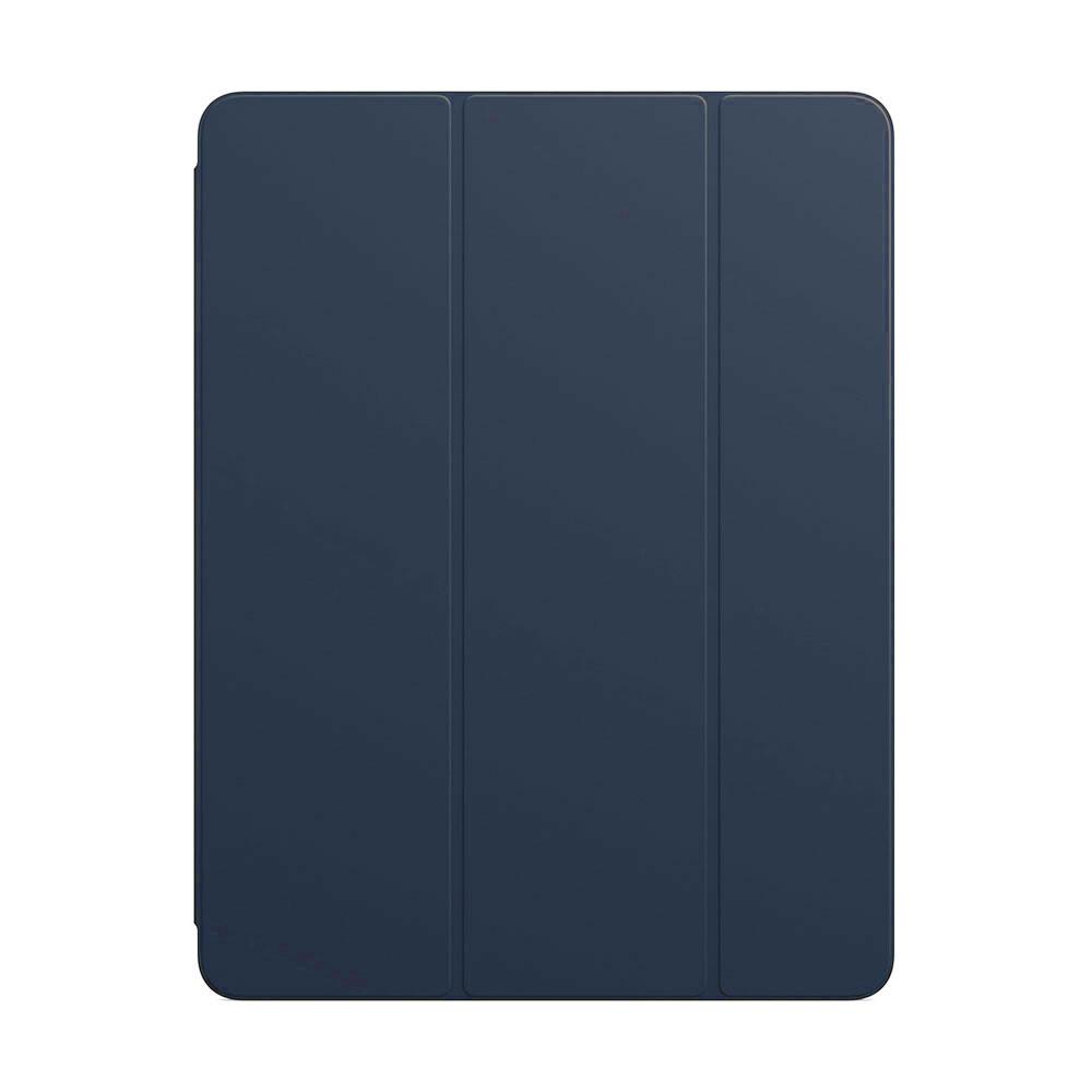 "Чехол-обложка для iPad Pro 12.9"" (2018) iLoungeMax Smart Folio Blue OEM"