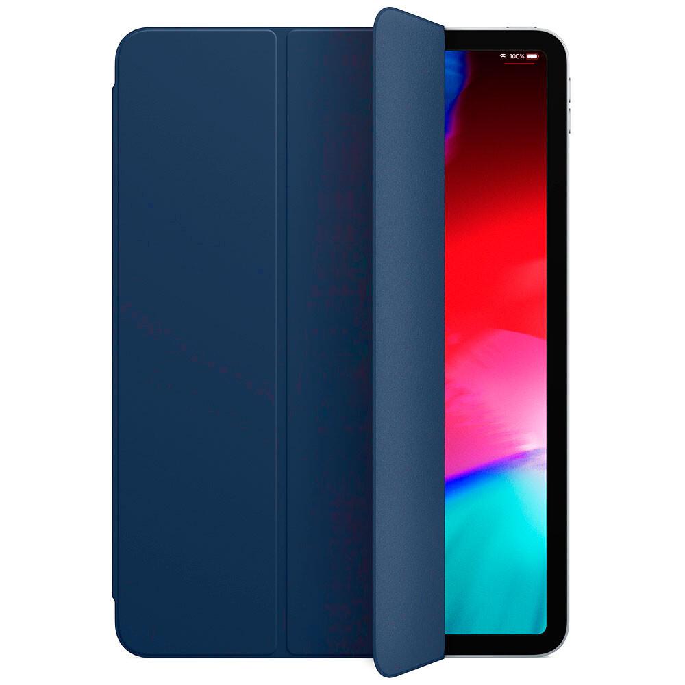 "Чехол-обложка для iPad Air 4 |  Pro 11"" (2018) iLoungeMax Smart Folio Blue OEM"