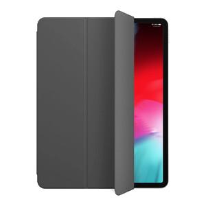 """Купить Чехол-обложка для iPad Pro 12.9"""" (2018) oneLounge Smart Folio Gray OEM"""