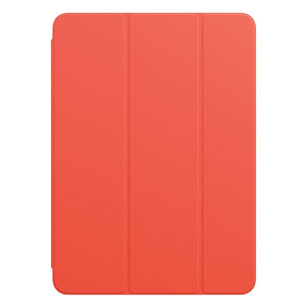 "Чехол-книжка iLoungeMax Smart Folio Electric Orange для iPad Pro 12.9"" M1 (2021 | 2020 | 2018) OEM"