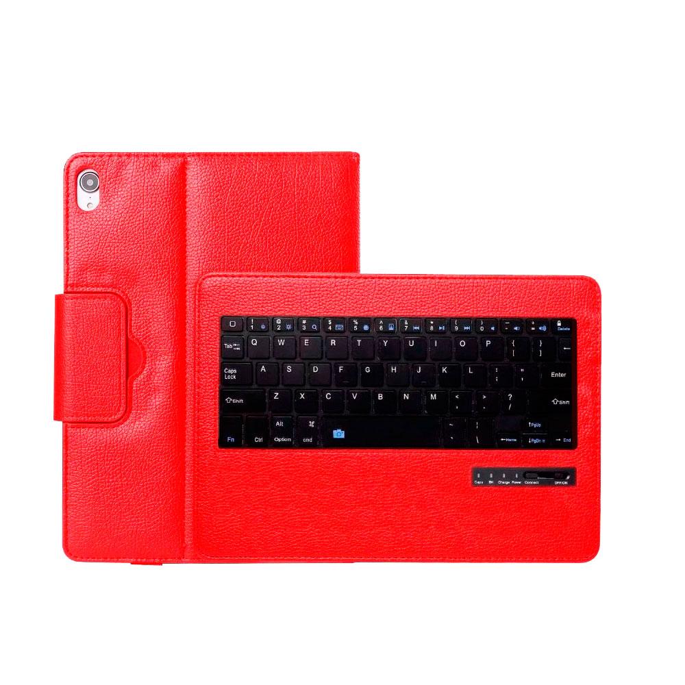 "Купить Чехол-клавиатура oneLounge Smart Keyboard Stand Red для iPad Pro 11"""